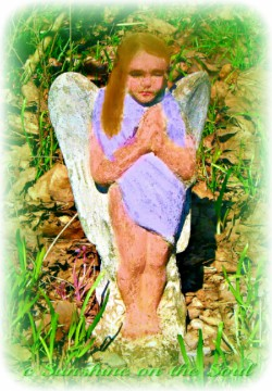 Praying Child Angel